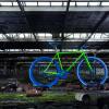 Striking Green - Single Speed FIxie
