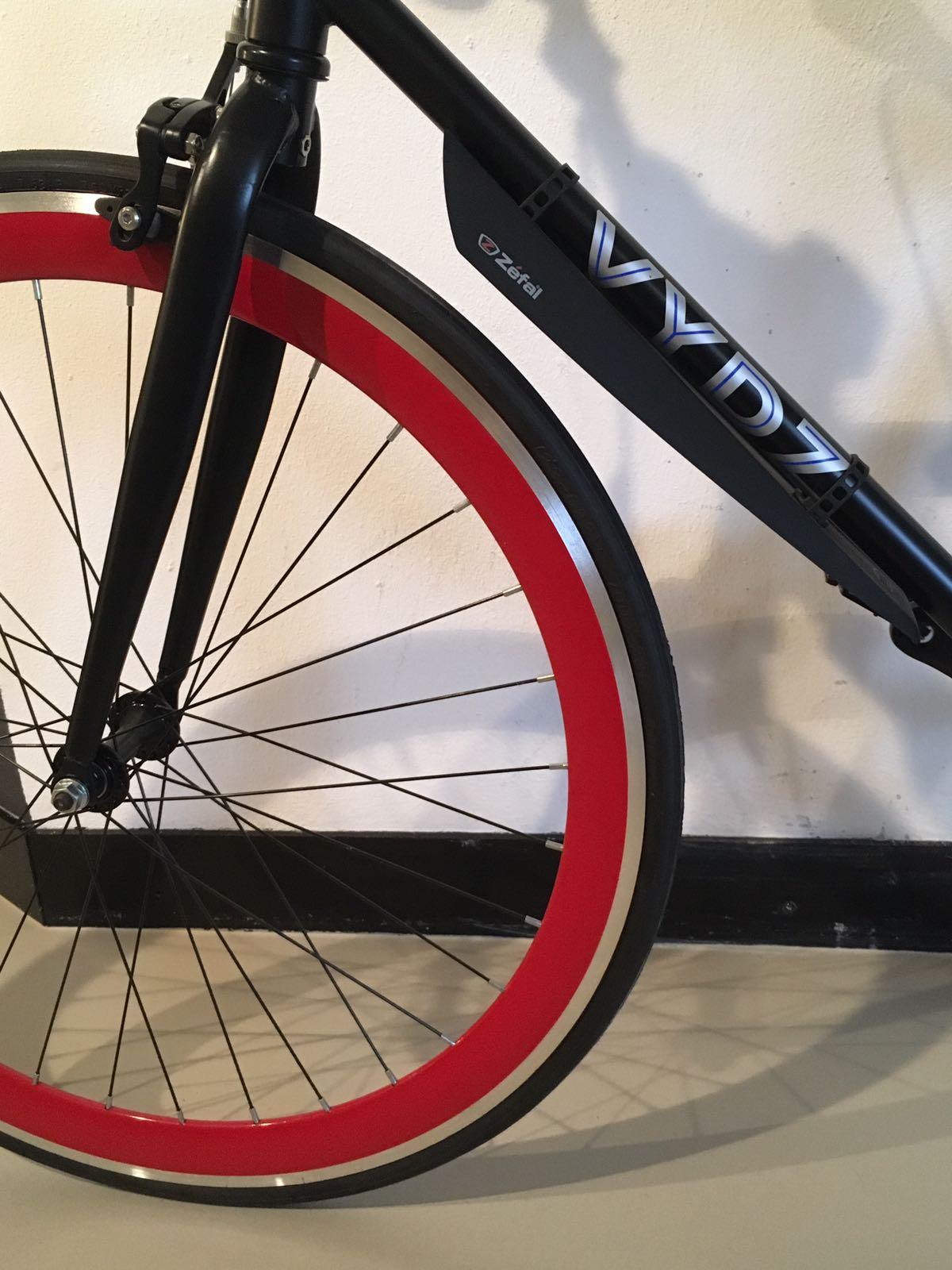 goedesportieve fiets, sportieve retro fiets, sportieve lichtgewicht fiets,