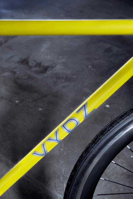 Smacking Yellow detail 1
